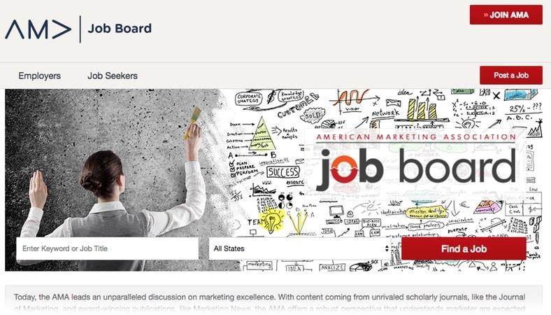ama job board